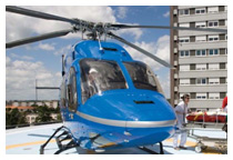 Bell 429 Medevac Helicopter offered by  Performance Aeromotive